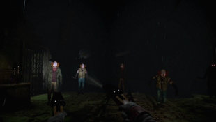 Until Dawn: Rush of Blood Screenshot 9