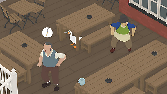 Untitled Goose Game - Screenshot INDEX