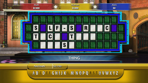 Wheel of Fortune® Screenshot 1