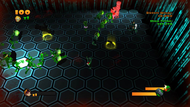 Burn Zombie Burn Screenshot 4