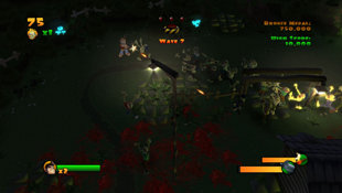 Burn Zombie Burn Screenshot 6