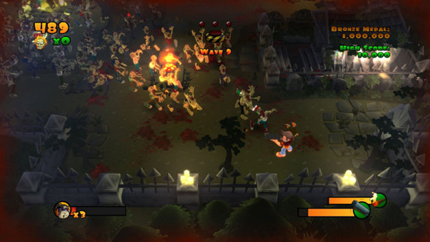 Burn Zombie Burn Screenshot 7