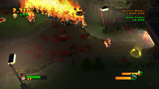 Burn Zombie Burn Screenshot 8
