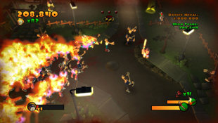 Burn Zombie Burn Screenshot 9