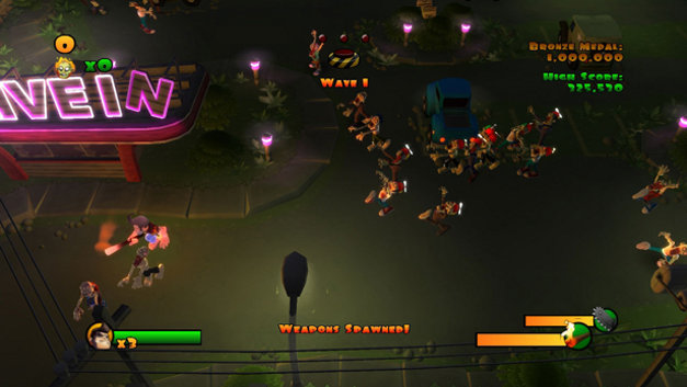 Burn Zombie Burn Screenshot 10