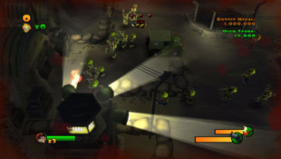 Burn Zombie Burn Screenshot 11