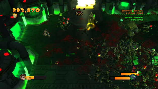 Burn Zombie Burn Screenshot 13