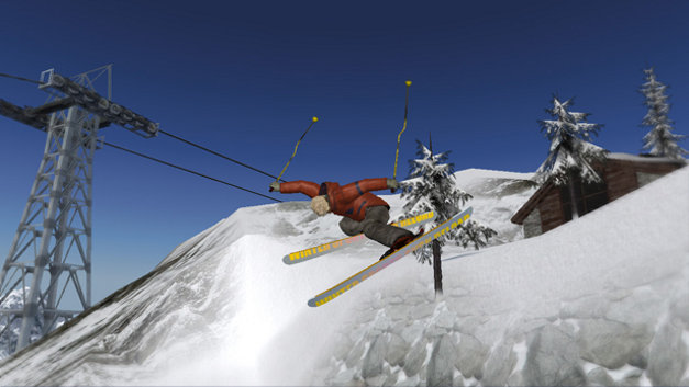 Go! Sports Ski™ Screenshot 1