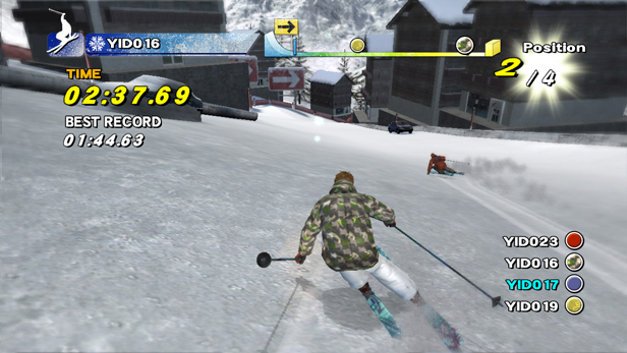 Go! Sports Ski™ Screenshot 4