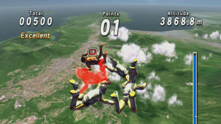 Go! Sports Skydiving™ Screenshot 5
