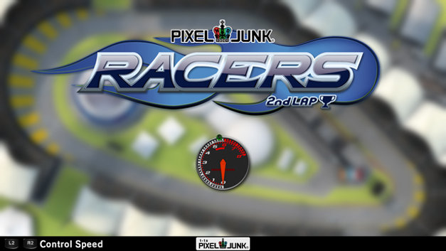 PixelJunk™ Racers 2nd Lap Screenshot 1
