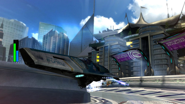 wipEout® HD Screenshot 1