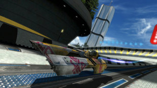 wipEout® HD Screenshot 2