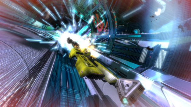 wipEout® HD Screenshot 4