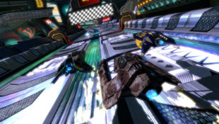 wipEout® HD Screenshot 6