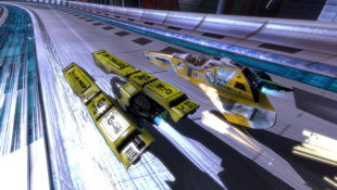 wipEout® HD Screenshot 8