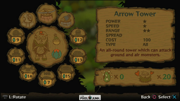 PixelJunk™ Monsters Screenshot 10