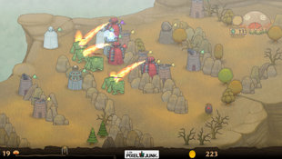 PixelJunk™ Monsters Screenshot 3