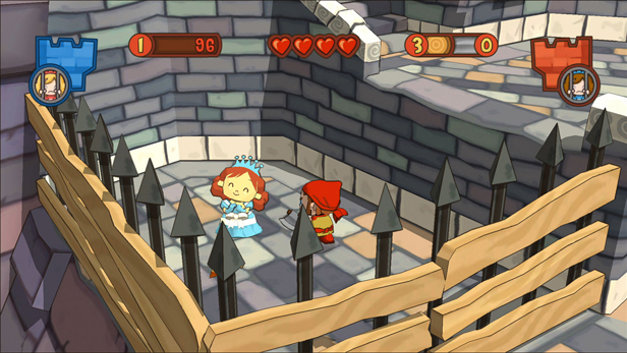 Fat Princess Screenshot 10