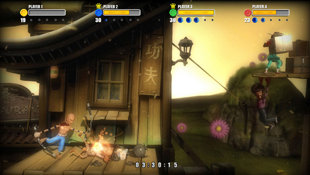 Rag Doll Kung Fu™: Fists of Plastic Screenshot 11