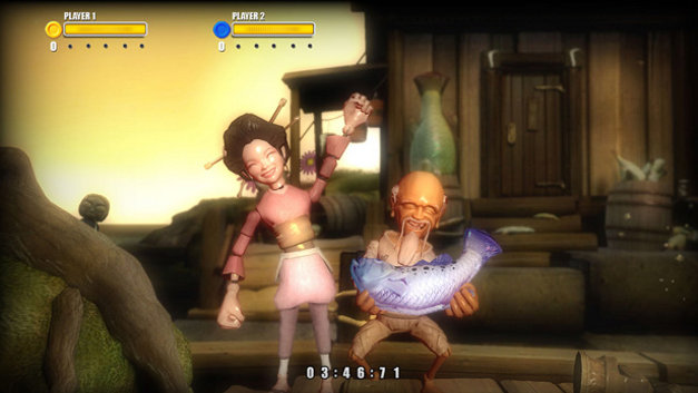 Rag Doll Kung Fu™: Fists of Plastic Screenshot 13