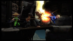 Rag Doll Kung Fu™: Fists of Plastic Screenshot 2