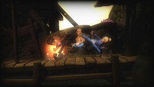Rag Doll Kung Fu™: Fists of Plastic Screenshot 9