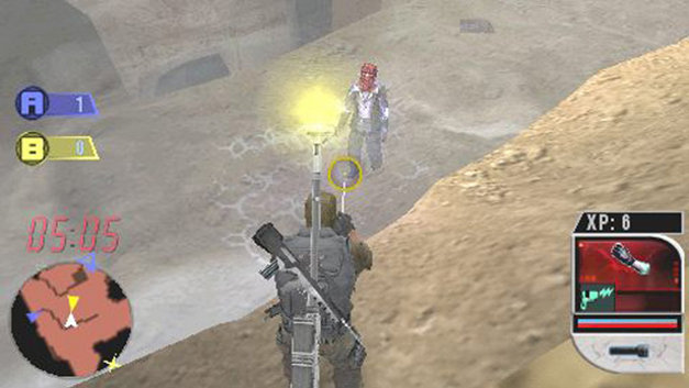 Syphon Filter®: Combat Ops Screenshot 1
