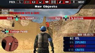 Syphon Filter®: Combat Ops Screenshot 6