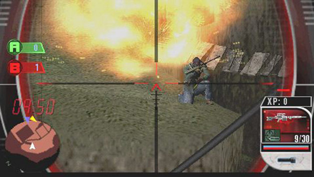 Syphon Filter®: Combat Ops Screenshot 10
