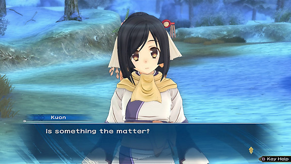 Utawarerumono: ZAN - Screenshot INDEX