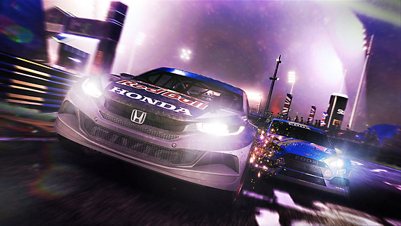 V-Rally 4 Ultimate Edition - Screenshot INDEX