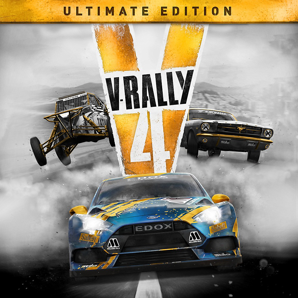 v rally 4 ultimate edition game ps4 playstation. Black Bedroom Furniture Sets. Home Design Ideas