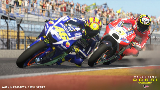 Valentino Rossi The Game Screenshot 1