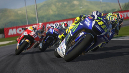 Valentino Rossi The Game Compact  Trailer Screenshot
