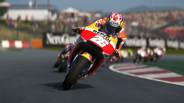 Valentino Rossi The Game Compact  Screenshot 1