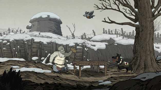 Valiant Hearts: The Great War™  Screenshot 1