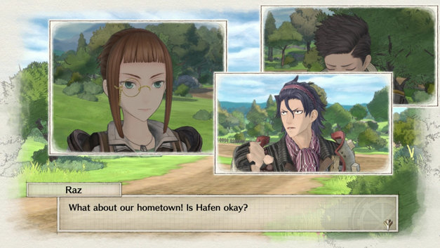 Valkyria Chronicles 4 Screenshot 1