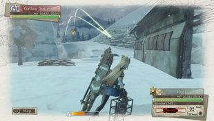Valkyria Chronicles 4 Screenshot 5