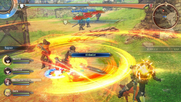 Valkyria Revolution Screenshot 4
