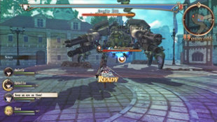 Valkyria Revolution Screenshot 5