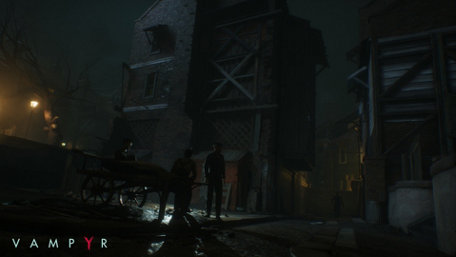 Vampyr Trailer Screenshot