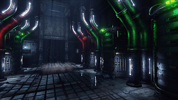 Vaporum - Screenshot INDEX