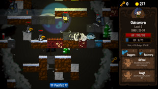 Vertical Drop Heroes HD Screenshot 5