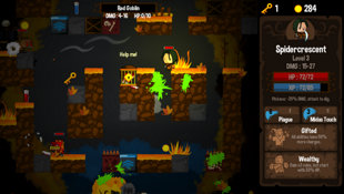 Vertical Drop Heroes HD Screenshot 8