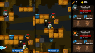 Vertical Drop Heroes HD Screenshot 9