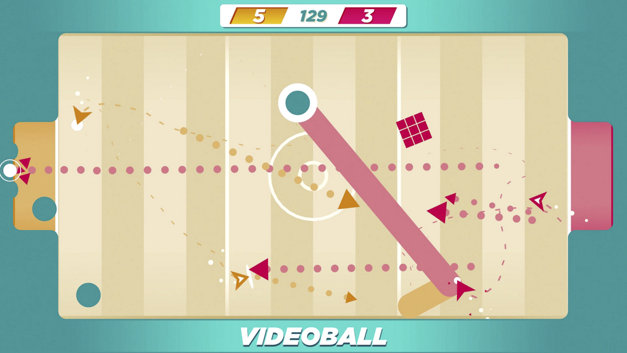 VIDEOBALL Screenshot 1