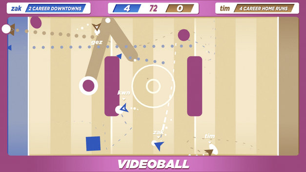 VIDEOBALL Screenshot 4