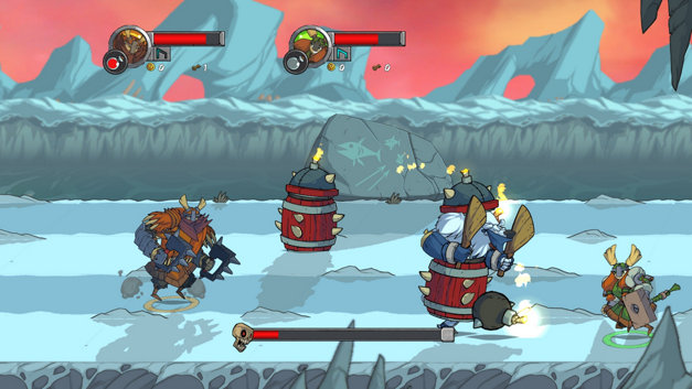Viking Squad™ Screenshot 4