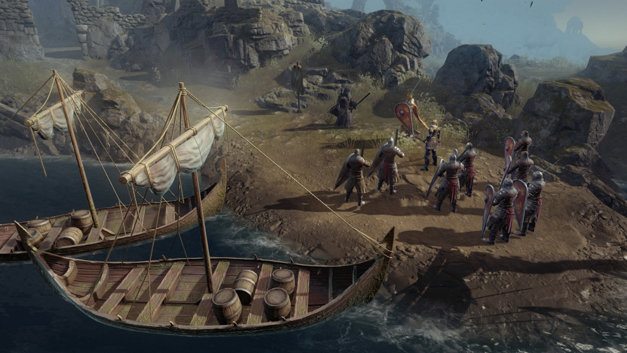 Vikings – Wolves of Midgard Screenshot 1